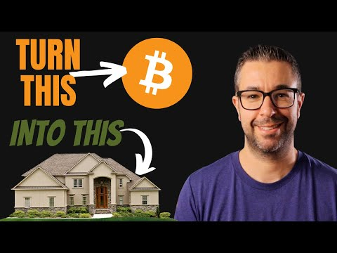 How To Use Your Cryptocurrency To Buy A Home 2021 | Bitcoin 4 House