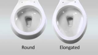 How to measure a toilet seat How to find the correct size toilet