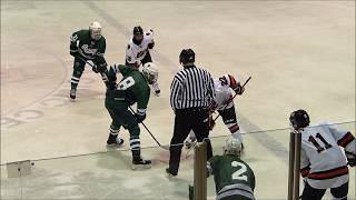 Grand Rapids Hockey vs Roseau-Dec 2018-Minnesota High School Hockey