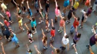 Hairspray Flash Dance Mob