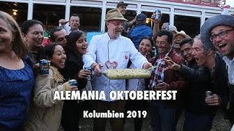 Alemania Oktoberfest 1.0 Kolumbien 2019