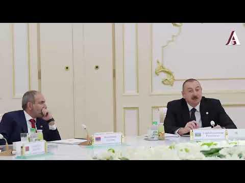 О передаче Зангезура Армении или о чем говорили Алиев и Пашинян в Ашхабаде