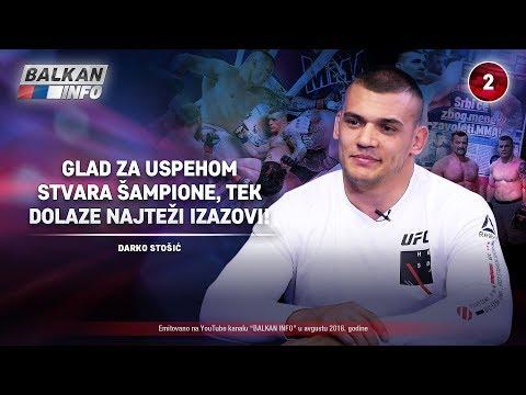INTERVJU: Darko Stošić - Glad za uspehom stvara šampione, tek dolaze najteži izazovi! (18.8.2018)