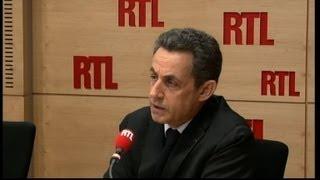 Sarkozy justifie sa stratégie de reconquête des électeurs du FN