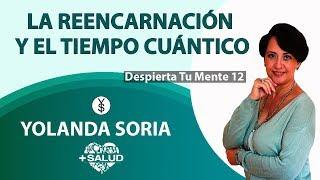 LA REENCARNACIÓN Y EL TIEMPO CUÁNTICO por Yolanda Soria   Despierta Tu Mente 12