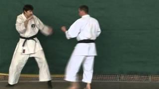 Обучение системе рукопашному бою Часть 40
