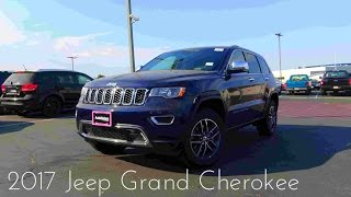 2017 Jeep Grand Cherokee Limited 3.6 L V6 Review
