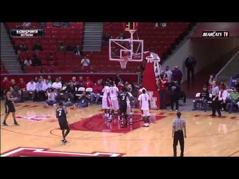 MBB: Cincinnati 61, Houston 60 (Highlights Courtesy: CBS College Sports)