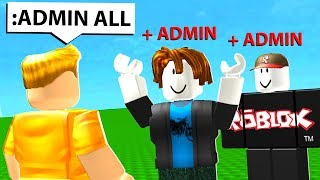 HOW TO GET FREE ROBLOX ADMIN!
