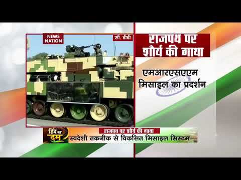 World watches as India displays T-90 tanks, Akash missiles on Rajpath