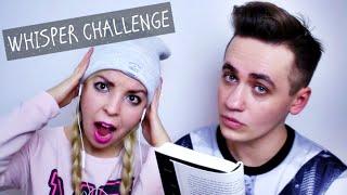 BOOK WHISPER CHALLENGE #2 ze Słodka Adą