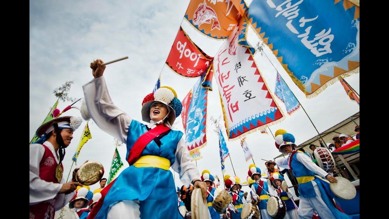 [Tuần lễ Du lịch] Khám phá đất nước Hàn Quốc xinh đẹp