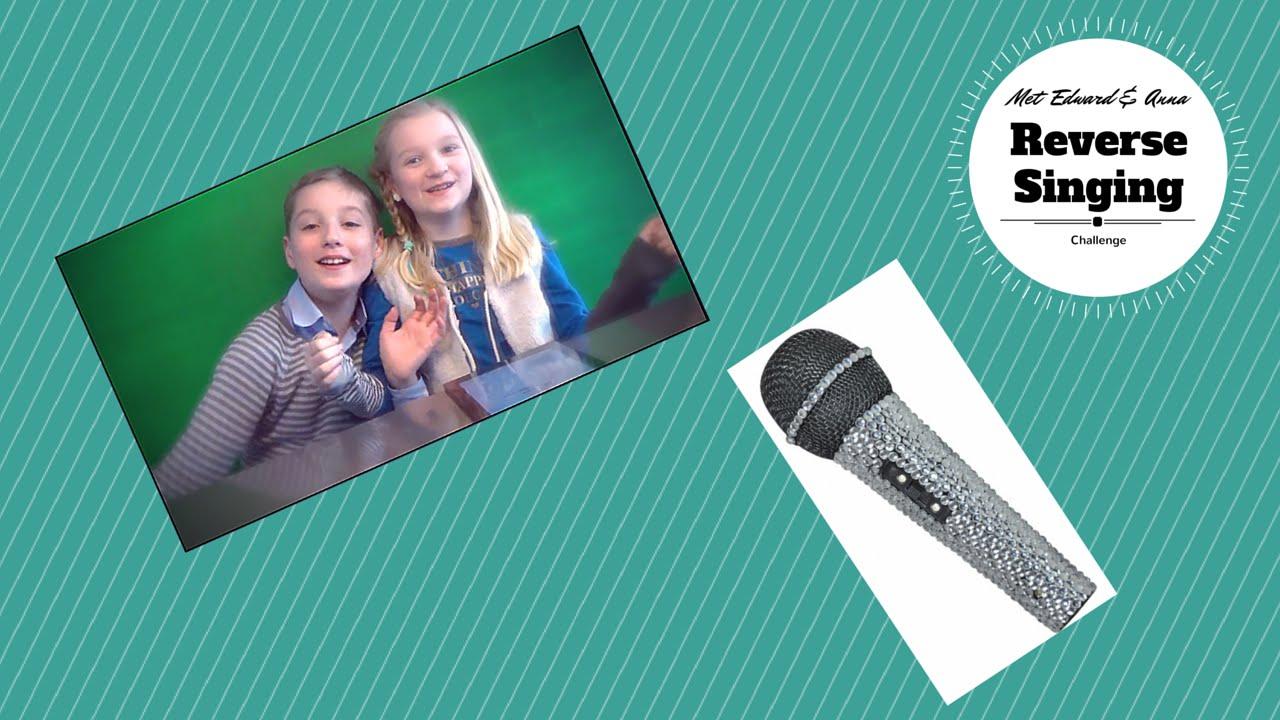 Download Reverse singing challenge | Met Anna