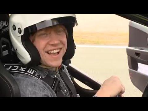 Rupert Grint - Top Gear - BBC