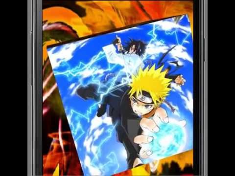 Naruto Shippuden live wallpaper - YouTube
