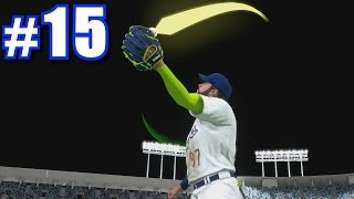 MAJOR LEAGUE DEBUT! | MLB 15 The Show | Road to the Show #15