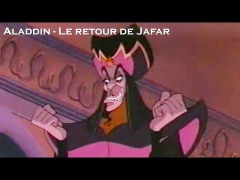Aladdin le retour de Jafar 1994 -  Film réalisé par Toby Shelton, Alan Zaslove et Tad Stones.