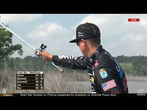 Bassmaster Live: 2017 Classic - Day 3, Part 2