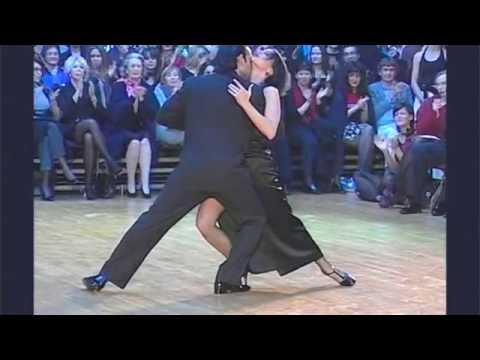 3rd Tango Festival London 2011 Fernanda Ghi & Guillermo Merlo