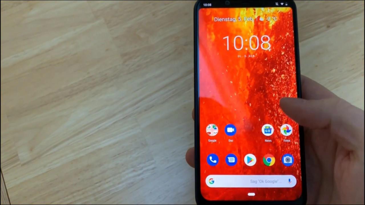 Nokia 8 1 Smartphone Review - NotebookCheck net Reviews