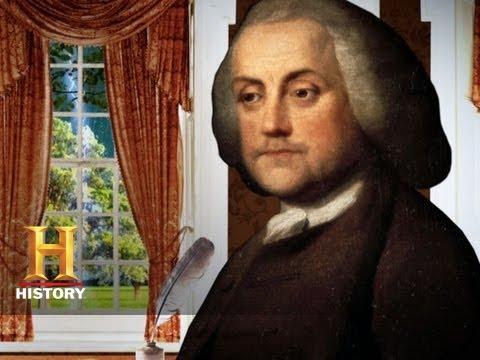 Web Originals : Ask History: Ben Franklin and his Kite | History