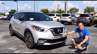 Is The All New 2018 Nissan Kicks Sr A Home Run Or Foul? - Raiti's Rides