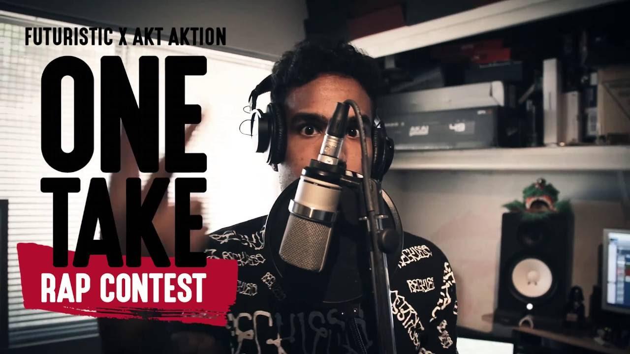 Futuristic - One Take Contest Example - YouTube