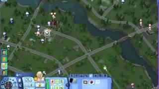 Let`s Play The Sims 3-Сверхъестественное-Перемены в доме-5 серия