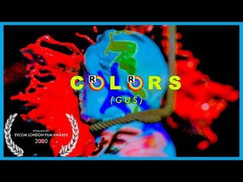 GUS - COLORS 🎨 [official music video]