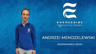 Andrzei Mendzelewski - Il Regista del team Eurocedibe
