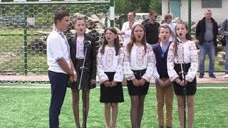 Gambar cover Відкриття спортивного майданчика в с.Білозорина.7 липня 2019 р.