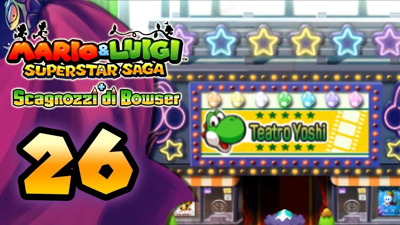 11e2c6e5ca8f9 Mario   Luigi Superstar Saga + Scagnozzi di Bowser ITA  Parte 26 - Uova  Neon