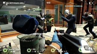 PAY DAY 2 - RAPINA ALLA PERFEZIONE! - Gameplay in multiplayer