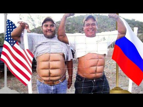Как отличить русского от американца