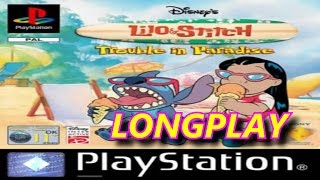 PS1 longplay - Lilo and Stitch: Trouble in paradise (PAL)
