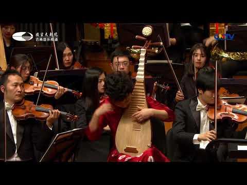 "Pipa Concerto ""Cloud And Blossom""   CCTV English"