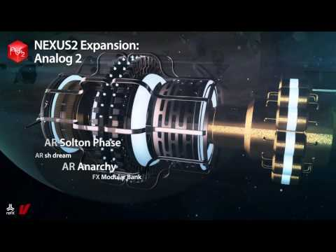refx.com Nexus² - Analog 2 XP