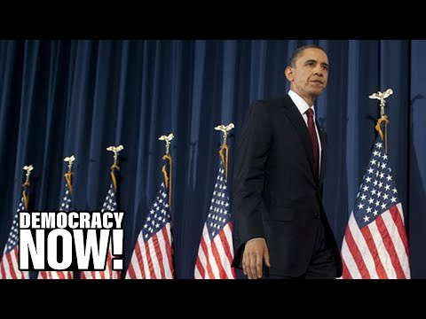 """""""A Silent Coup"""": Jeremy Scahill & Bob Herbert on Corporate, Military Interests Shaping Obama's SOTU"""