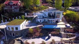 AMAZING ARCHITECTURE BY PÅL ROSS - VILLA VIKEN - WWW.ROSS.SE