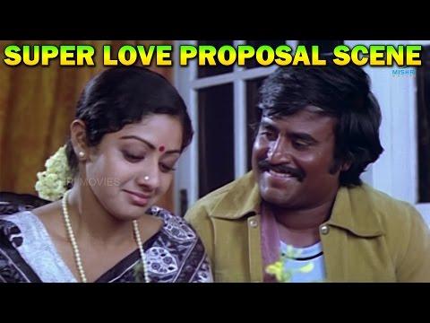 Tamil Cinema Super Love Proposal Scene |...