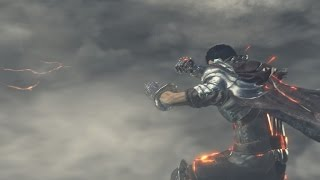 """Dark Souls III - Guts Build """"Berserk"""""""
