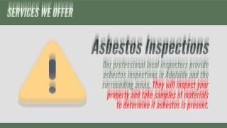 Building & Asbestos Inspections Adelaide