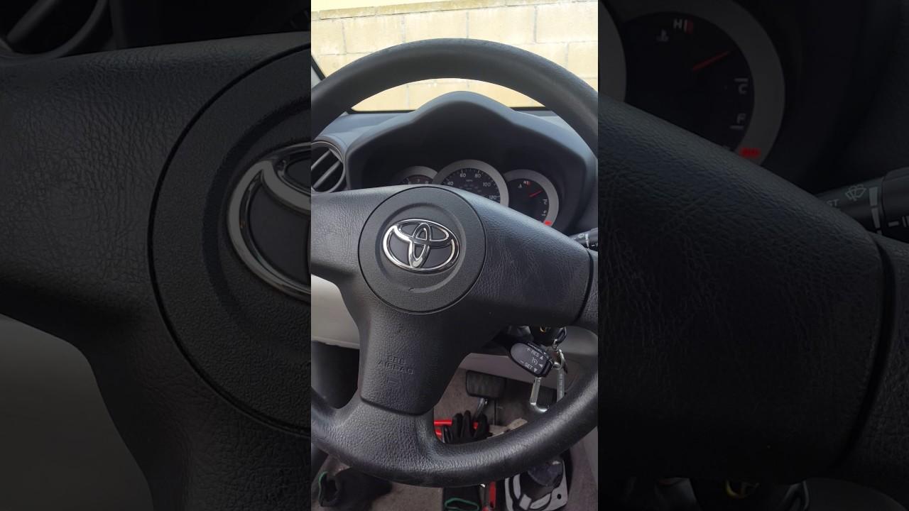 2006 Toyota Rav4 Clunk Noise Steering Wheel Column