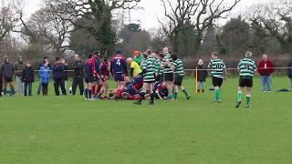 Fawley 1st XV v Tottonians Badgers 12/1/19 Clip 18