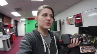 How I Film! - 2016 VLOGMAS DAY 4!