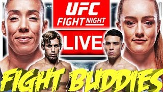 🔴 Ufc Fight Night 155 De Randamie Vs Ladd  Faber Vs Simon Live Fight Reaction