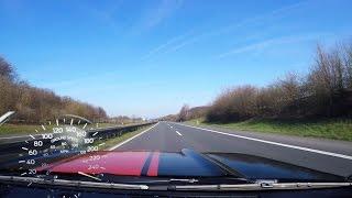 2016 Ford Mustang Fastback GT 5.0 V8 0-260 km/h