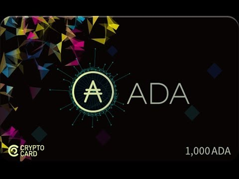 Cardano (ADA) Debit Card LIMITED RELEASE; NASDAQ Bitcoin Futures COMING Q1; Bank Manipulation