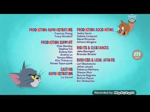 Tom And Jerry Show End Credits 2018