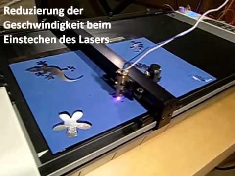 CNC Laser Plotter - Diode 1W 908nm DIY LaserCutter